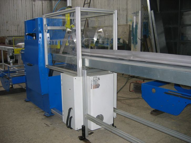 sublibag Profile Bagging Machine